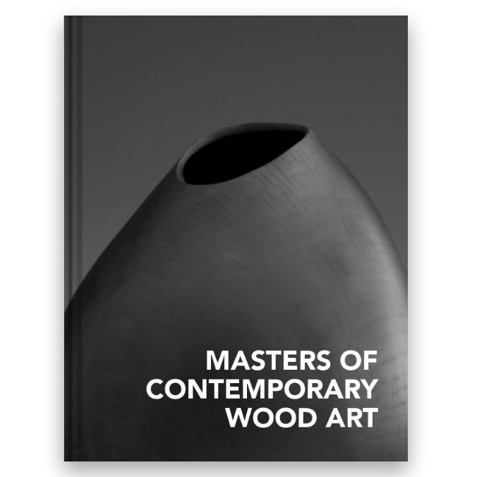 Masters of contemporary wood art Volume No.3